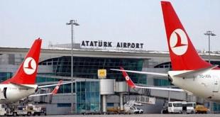 Bandara di Turki (Foto: Hurriyetdailynews)
