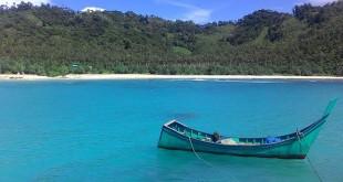 Surga bahari di Aceh (Foto: Salman/Okezone)