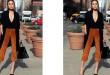 Item fesyen yang bikin tubuh Anda lebih tinggi (Foto: Boldsky)