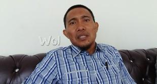 Anggota DPRD Medan, HT Bahrumsyah (WOL Photo/M. Rizki)