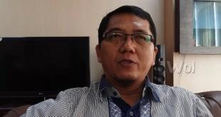 Wakil Ketua PD Muhammadiyah Kota Medan, Rafdinal S.Sos, MAP.(muhammad rizki)