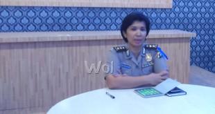Kabid Humas Polda Sumut, Kombes Pol Rina Sari Ginting. (dok. WOL Photo)
