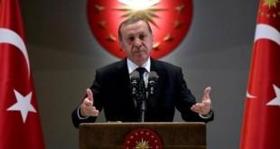 Presiden Turki, Tayyip Erdogan (Foto: Reuters)