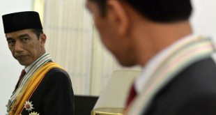 Presiden Joko Widodo (Foto: Okezone)