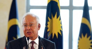 Najib Razak. (Ist)