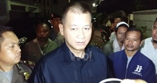 Kapolresta Medan, Kombes Pol Mardiaz Kusin Dwihananto. (WOL Photo/M. Rizki)