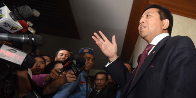 Ketua Umum Partai Golkar, Setya Novanto (Foto: Ilustrasi/Antara)