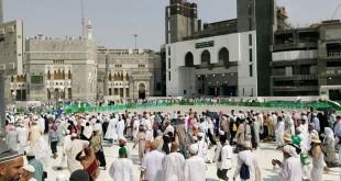 Jamaah haji dari berbagai negara mulai berkumpul di Makkah (M Saifulloh/Okezone)