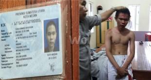 Ivan Armadi Hasugian,Pelaku Bom Bunuh Diri.(WOL Photo)