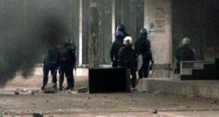 Keadaan di lokasi usai terjadi ledakan (Foto: Russia Today)