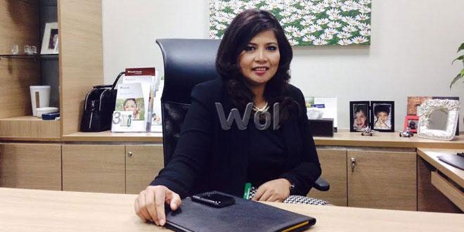 Novita Rumngangun, Chief Marketing Officer Manulife Indonesia (istimewa)