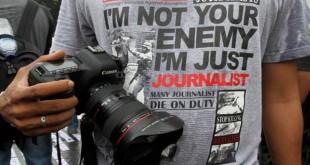 Jurnalis (Foto: Ilustrasi)
