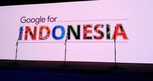 Tanggapan Google Indonesia soal Dihapusnya Wilayah Palestina. (Foto: Moch. Prima Fauzi/Okezone)