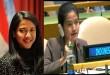 Nara Rakmatia diplomat cantik asal Indonesia (Foto: ABC)