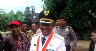 Bupati Tapanuli Tengah (Tapteng), Sukran Jamilan Tanjung (foto: ist)