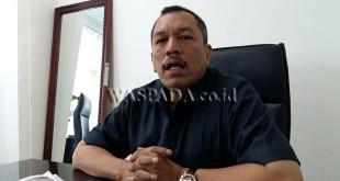 Anggota Komisi A DPRD Medan, Zulkarnain Yusuf Nasution. (WOL Photo/M. Rizki)