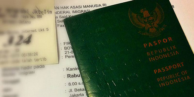 Paspor Indonesia (Foto: Discoveryourindonesia)