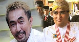 Dimas Kanjeng Taat Pribadi dan Gatot Brajamusti (Foto: Ist)
