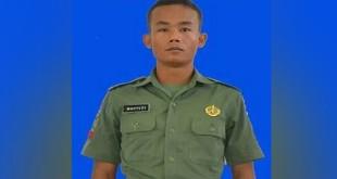 almarhum Praka Anumerta Wahyudi (Foto: Okezone)