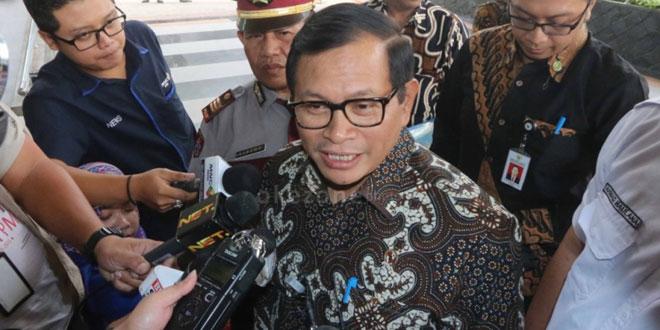 Sekretaris Kabinet, Pramono (foto: Okezone)