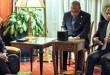 Presiden Mesir puji gaya kepemimpinan Trump. (Foto: Breitbart)