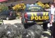Sampah antariksa yang ditemukan di Sumenep (Foto: Syaiful Islam/Okezone)