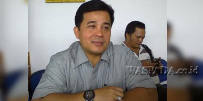 Anggota DPRD Medan, Herri Zulkarnaen (WOL Photo)
