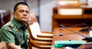 Panglima TNI Jenderal Gatot Nurmantyo (Foto: Antara)