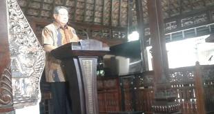 SBY saat konpers di Cikeas. (Foto: Marieska/Okezone)