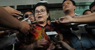 Mantan Menteri Kesehatan, Siti Fadilah Supari.(Istimewa)