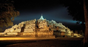 Candi Borobudur di Jawa Tengah (Foto: Indonesia.travel)