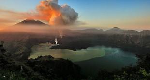 Gunung Barujari (Foto: shutterstock)