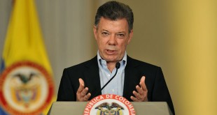 Presiden Kolombia Juan Manuel Santos (foto: blouinnews.com)