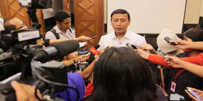 Menko Polhukam Wiranto (Foto: Dok. Okezone)