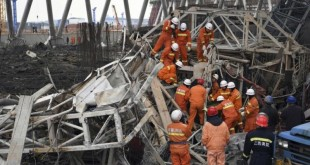 bangunan-menara-ambruk-di-china-40-tewas