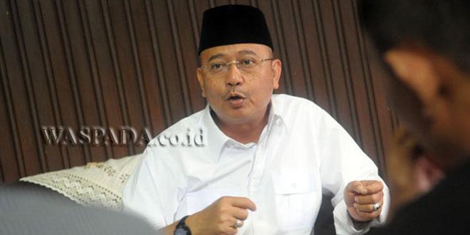 Wali Kota Medan, Dzulmi Eldin (dok. WOL Photo)