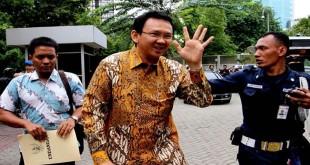 Gubernur DKI Jakarta nonaktif Basuki Tjahaja Purnama (Foto: Dok. Okezone)