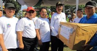 Peringatan HKN ke-52 Binjai Gubsu Erry Ajak Masyarakat Terapkan Prilaku Dan Gaya Hidup Sehat (foto: ist)