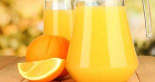 Jangan minum jus jeruk saat flu (Foto: Boldsky)