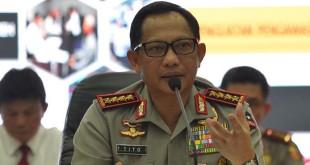 Kapolri Jenderal Pol Tito Karnavian. (Foto: Antara)