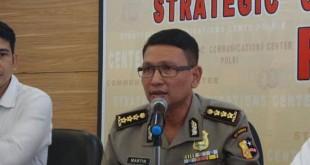 Kabagpenum Humas Polri Kombes Martinus Sitompul (Foto: ist)