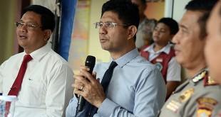 Wakil Ketua KPK, Laode M. Syarif.
