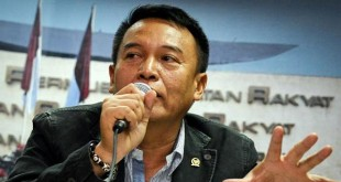 Wakil Ketua Komisi I DPR Tubagus Hasanuddin (foto: ist)