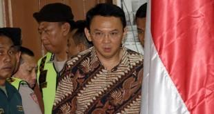 Gubernur nonaktif DKI Jakarta Basuki Tjahaja Purnama (Ahok) (Foto: Antara)