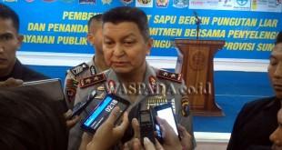 Kepala Kepolisian Daerah Sumatera Utara, Irjen Pol Rycko Amelza Dahniel (WOL Photo)