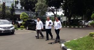 Tim Kuasa Hukum Hatta Taliwang (Foto: Lina/Okezone)