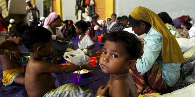 Ilustrasi: pengungsi Rohingya. (Foto: Reuters)