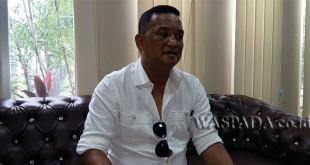 Anggota Komisi A DPRD Medan, Robby Barus. (WOL Photo)