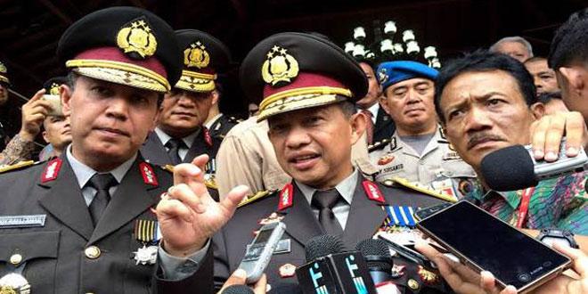 Kapolri Jenderal Tito Karnavian (foto: Antara)