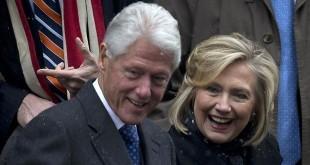 Bill dan Hillary Clinton menyatakan akan hadir dalam upacara pelantikan Presiden Terpilih AS Donald Trump. (Foto: Reuters)